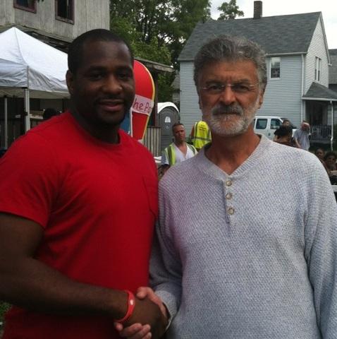Mayor Frank Jackson